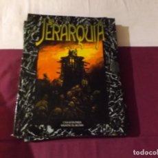 Juegos Antiguos: LA JERARQUIA UNA GUIA PARA WRAITH EL OLVIDO , FACTORIA. Lote 222691407