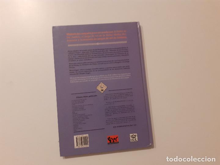 Juegos Antiguos: LOTE ESDLA - GORGOROTH - MORIA CIUDAD ENANOS - BOSQUE NEGRO TIERRAS SALVAJES - GUÍA - MAPAS Y MÁS - Foto 10 - 214579472