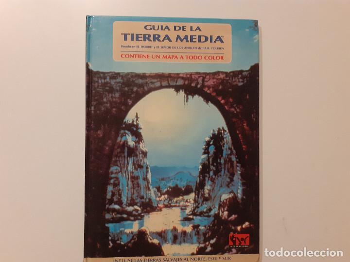 Juegos Antiguos: LOTE ESDLA - GORGOROTH - MORIA CIUDAD ENANOS - BOSQUE NEGRO TIERRAS SALVAJES - GUÍA - MAPAS Y MÁS - Foto 15 - 214579472