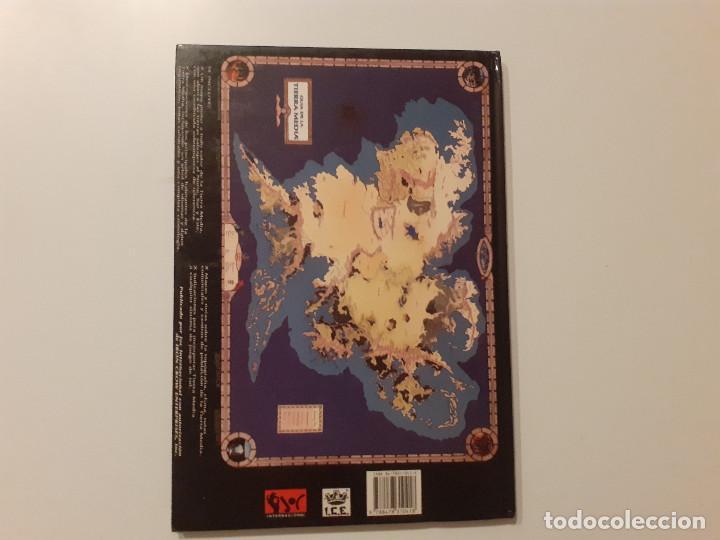 Juegos Antiguos: LOTE ESDLA - GORGOROTH - MORIA CIUDAD ENANOS - BOSQUE NEGRO TIERRAS SALVAJES - GUÍA - MAPAS Y MÁS - Foto 17 - 214579472