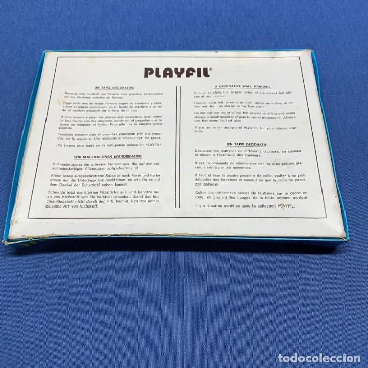Juegos Antiguos: PLAYFIL - UN TAPIZ HECHO POR TI - Foto 2 - 225178830