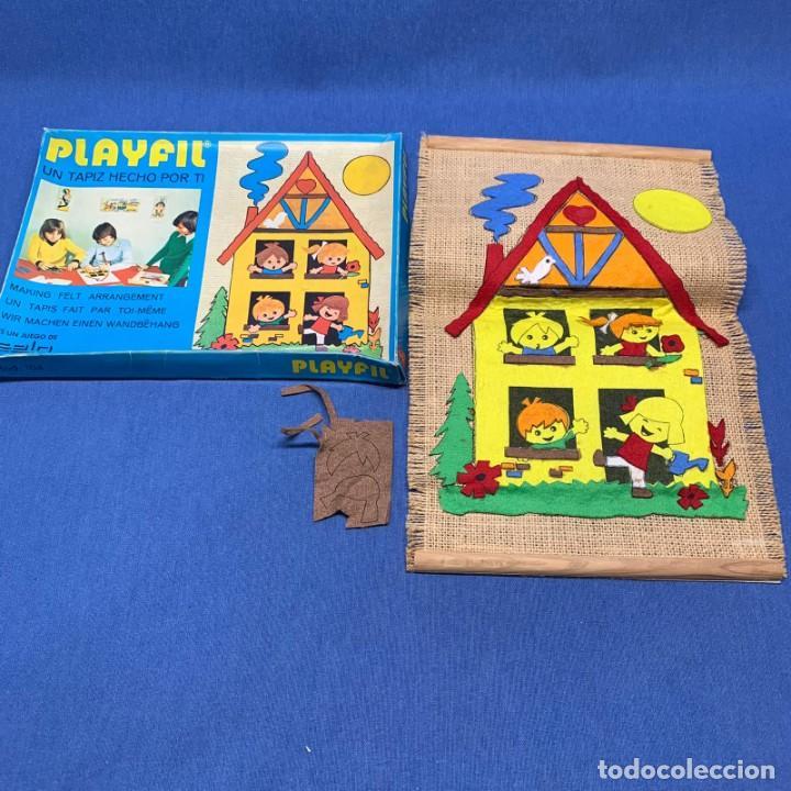 Juegos Antiguos: PLAYFIL - UN TAPIZ HECHO POR TI - Foto 3 - 225178830