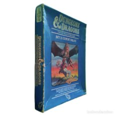 Juegos Antiguos: DUNGEONS & DRAGONS / SET 2 EXPERT RULES / JUEGO DE ROL RPG / TSR 1989 (COVER ELMORE). Lote 225890245
