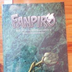 Juegos Antiguos: FANPIRO. JUEGO DE ROL NARRATIVO Y PUNKDEPRIMENTE. LA FACTORIA. MADRID, 2001. 1A ED.. Lote 225971911