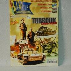 Juegos Antiguos: REVISTA VAE VICTIS Nº 34. SEP-OCT 2000. TOBRUK 1941-1942. HISTOIRE & COLLECTIONS. Lote 226337640