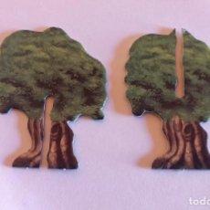 Juegos Antiguos: DUNGEONS DRAGONS FICHA OBJETO ARBOL TREE ITEM TOKEN DRAGONES MAZMORRAS PARKER JUEGO MESA ROL. Lote 226567470
