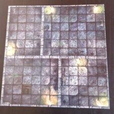Juegos Antiguos: DUNGEONS DRAGONS TABLERO DOBLE 3-4 DOUBLE GAMEBOARD DRAGONES MAZMORRAS PARKER JUEGO MESA ROL. Lote 226576980