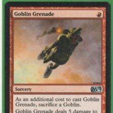 Juegos Antiguos: GOBLIN GRENADE MTG. Lote 226631335