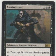Juegos Antiguos: ASESINO REAL MTG. Lote 226633005
