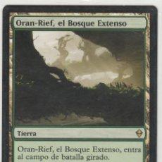 Juegos Antiguos: ORAN-RIEF, EL BOSQUE EXTENSO MTG. Lote 226638015