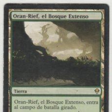 Juegos Antiguos: ORAN-RIEF, EL BOSQUE EXTENSO MTG. Lote 226638070