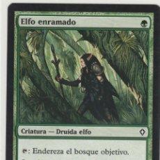 Juegos Antiguos: ELFO ENRAMADO MTG. Lote 226648680