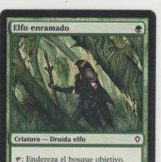 Juegos Antiguos: ELFO ENRAMADO MTG. Lote 226648750