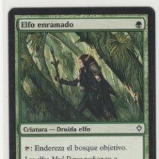 Juegos Antiguos: ELFO ENRAMADO MTG. Lote 226648855