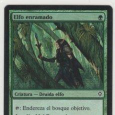 Juegos Antiguos: ELFO ENRAMADO FOIL MTG. Lote 226649016