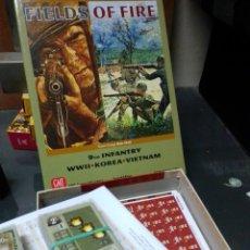 Juegos Antiguos: FIELDS OF FIRE SEGUNDA EDICIÓN. Lote 226786350