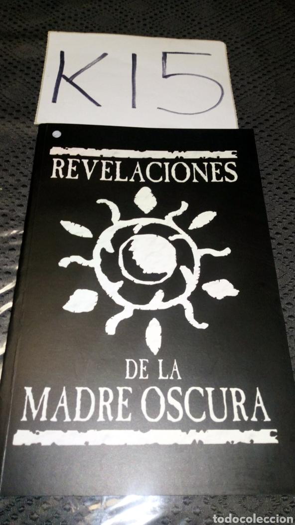 REVELACIÓNES DE LA MADRE OSCURA VAMPIRO LA MASCARADA MUNDO TINIEBLAS WHITE WOLF LA FACTORIA DE IDEAS (Juguetes - Rol y Estrategia - Juegos de Rol)