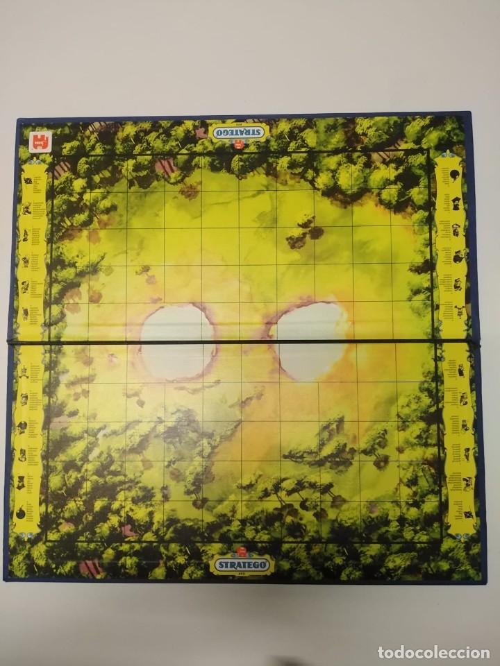 Juegos Antiguos: Juegos de mesa stratego. Años 70. Completo. Bien conservado - Foto 5 - 228349290