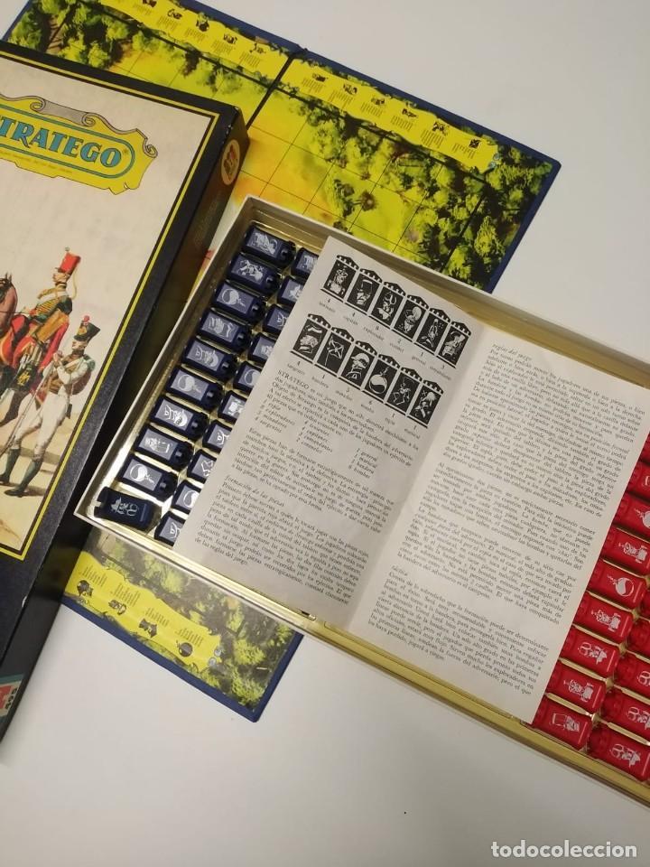 Juegos Antiguos: Juegos de mesa stratego. Años 70. Completo. Bien conservado - Foto 7 - 228349290
