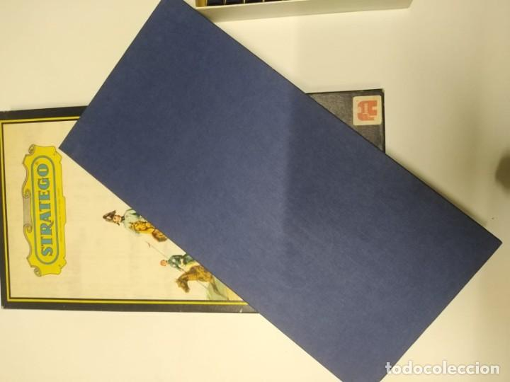 Juegos Antiguos: Juegos de mesa stratego. Años 70. Completo. Bien conservado - Foto 8 - 228349290