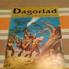 Juegos Antiguos: DAGORLAD - SEÑOR DE LOS ANILLOS - JUEGO DE ROL - MERP. Lote 230071500
