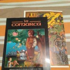 Juegos Antiguos: LA COMARCA - SEÑOR DE LOS ANILLOS - JUEGO DE ROL - MERP. Lote 230081355