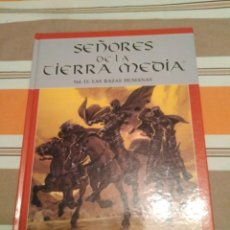Juegos Antiguos: SEÑORES DE LA TIERRA MEDIA VOLUMEN II - 2 - JUEGO DE ROL - SEÑOR DE LOS ANILLOS. Lote 230097545