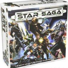 Juegos Antiguos: STAR SAGA EL CONTRATO DE EIRAS - ESPAÑOL - SIN ABRIR. Lote 230318625
