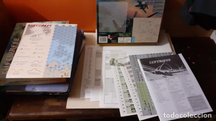 Juegos Antiguos: wargame luftwaffe. Decision games - Foto 2 - 230978035