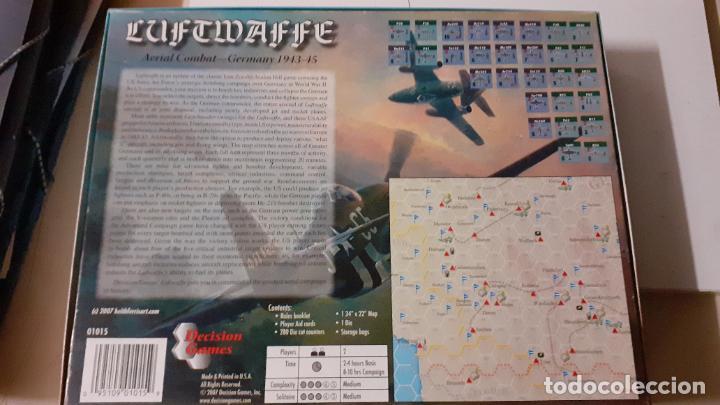 Juegos Antiguos: wargame luftwaffe. Decision games - Foto 3 - 230978035