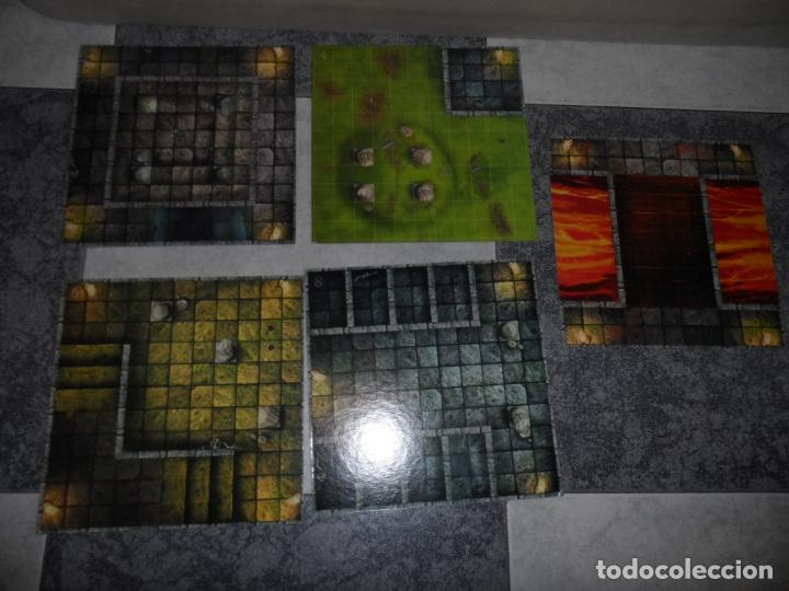 Juegos Antiguos: JUEGO DE MESA DUNGEONS & DRAGONS 2003 PARKER - Foto 4 - 231010940