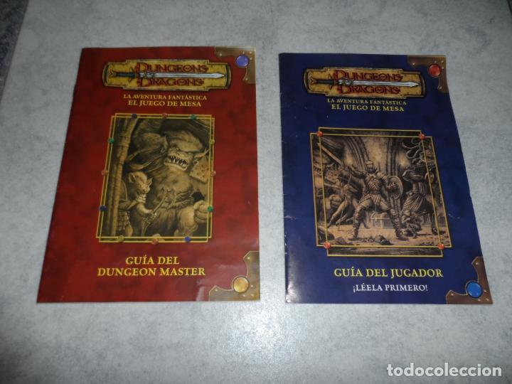 Juegos Antiguos: JUEGO DE MESA DUNGEONS & DRAGONS 2003 PARKER - Foto 5 - 231010940