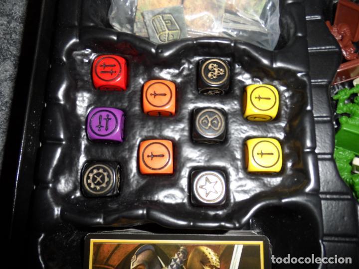 Juegos Antiguos: JUEGO DE MESA DUNGEONS & DRAGONS 2003 PARKER - Foto 8 - 231010940