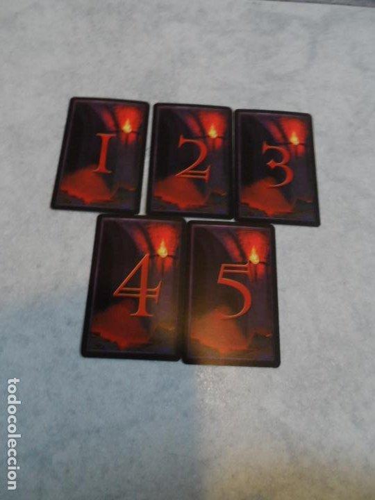 Juegos Antiguos: JUEGO DE MESA DUNGEONS & DRAGONS 2003 PARKER - Foto 24 - 231010940