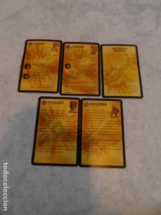 Juegos Antiguos: JUEGO DE MESA DUNGEONS & DRAGONS 2003 PARKER - Foto 23 - 231010940