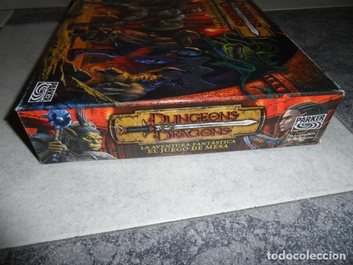 Juegos Antiguos: JUEGO DE MESA DUNGEONS & DRAGONS 2003 PARKER - Foto 33 - 231010940