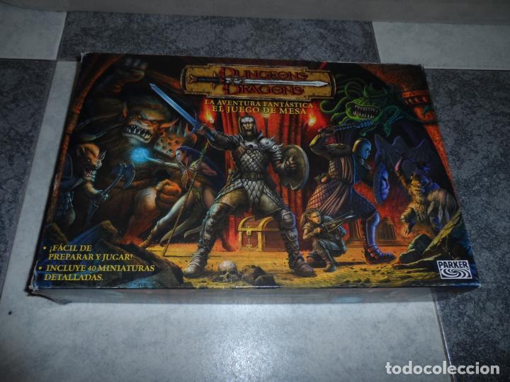JUEGO DE MESA DUNGEONS & DRAGONS 2003 PARKER (Juguetes - Rol y Estrategia - Juegos de Rol)