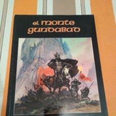 Juegos Antiguos: EL MONTE GUNDABAD - SEÑOR DE LOS ANILLOS - JUEGO DE ROL. Lote 233667600