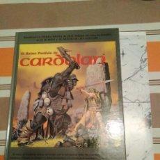 Juegos Antiguos: REINO PERDIDO DE CARDOLAN CON MAPA - JUEGO DE ROL - MERP - SEÑOR DE LOS ANILLOS. Lote 233679635