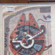 Juegos Antiguos: MAPA STAR WARS - AL FILO DEL IMPERIO - CAJA DE INICIO. Lote 233707965