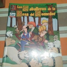 Juegos Antiguos: CABALLEROS DE LA MESA DEL COMEDOR 7 - MONTON DE LIOS - ROL - COMIC. Lote 233751480