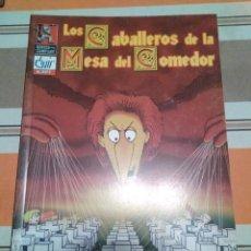 Juegos Antiguos: CABALLEROS DE LA MESA DEL COMEDOR 12 - MONTON DE LIOS - ROL - COMIC. Lote 233751595