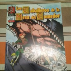 Juegos Antiguos: CABALLEROS DE LA MESA DEL COMEDOR 19 - MONTON DE LIOS - ROL - COMIC. Lote 233751850