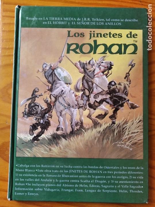 LOS JINETES DE ROHAN - JUEGO DE ROL - JOC TIERRA MEDIA EL SEÑOR DE LOS ANILLOS (Juguetes - Rol y Estrategia - Juegos de Rol)
