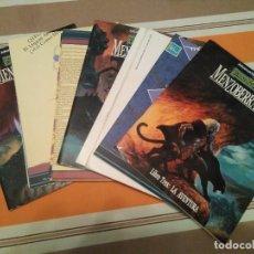 Juegos Antiguos: MENZOBERRANZAN - DUNGEONS AND DRAGONS - JUEGO DE ROL - SIN CAJA. Lote 234640435