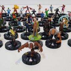 Juegos Antiguos: LOTE 52 HEROCLIX - WIZKIDS - VARIOS: HARLEY QUINN Y LAS CHICAS DE GOTHAM, THOR, FLASH, WONDEW WOMA.. Lote 235932065