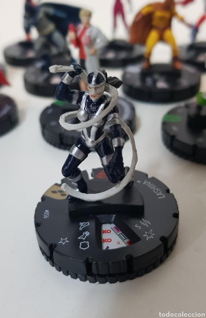 Juegos Antiguos: LOTE 20 HEROCLIX- Harley Quinn and the Gotham Girls - Foto 2 - 236295895