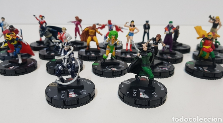 Juegos Antiguos: LOTE 20 HEROCLIX- Harley Quinn and the Gotham Girls - Foto 3 - 236295895