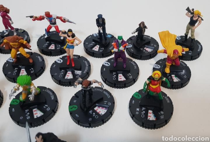 Juegos Antiguos: LOTE 20 HEROCLIX- Harley Quinn and the Gotham Girls - Foto 4 - 236295895