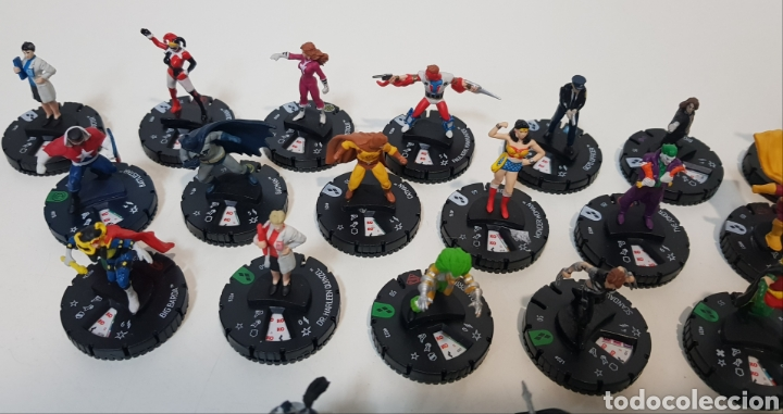 Juegos Antiguos: LOTE 20 HEROCLIX- Harley Quinn and the Gotham Girls - Foto 5 - 236295895